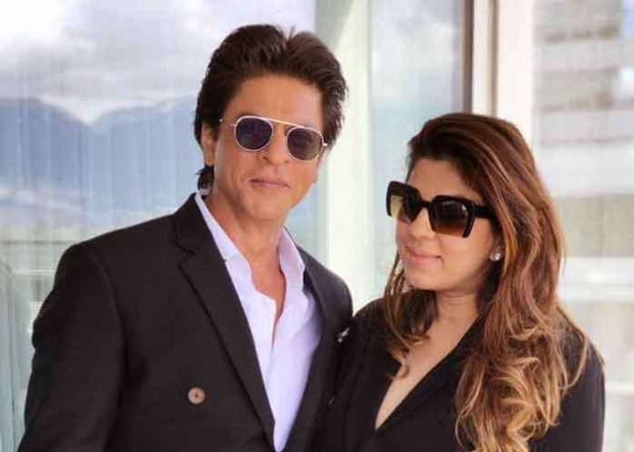 Shah Rukh Khan Pooja Dadlani