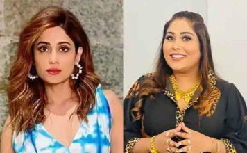 Shamita Shetty Afsana Khan
