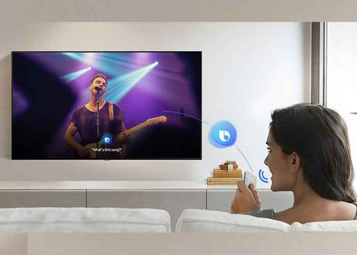Smart TV Voice Asistant