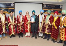 Sri Guru Ram Das University organizes Palliative Care Conference