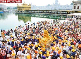 Sri Guru Ram Das ji Nagar Kirtan 2021