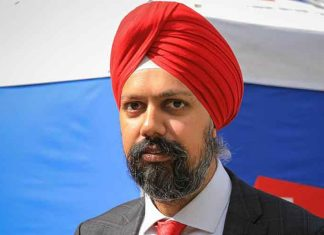 Tanmanjeet Singh Dhesi British MP