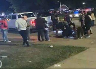 US Grambling State Univ shooting